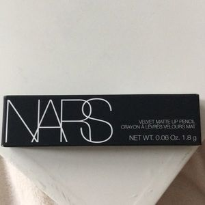 New Nars Velvet Matte Lip Pencil - in Do Me Baby